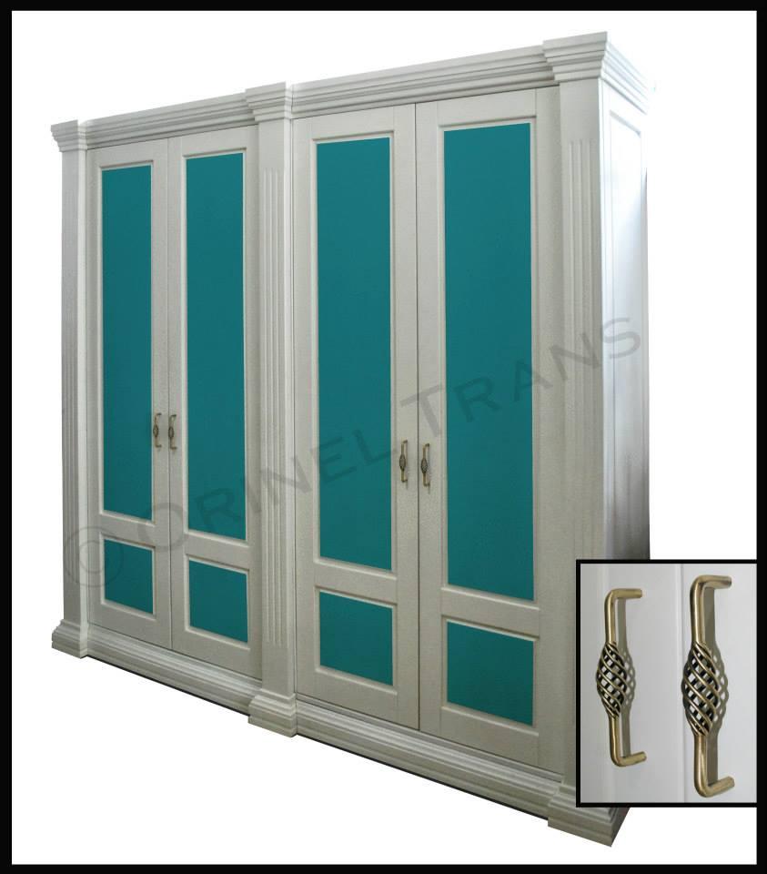sifonier-lemn-masiv-si-MDF-alb-si-turquoise